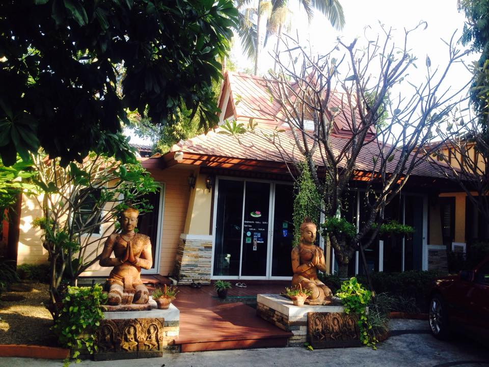 a gruppen bordel thai lanna massage