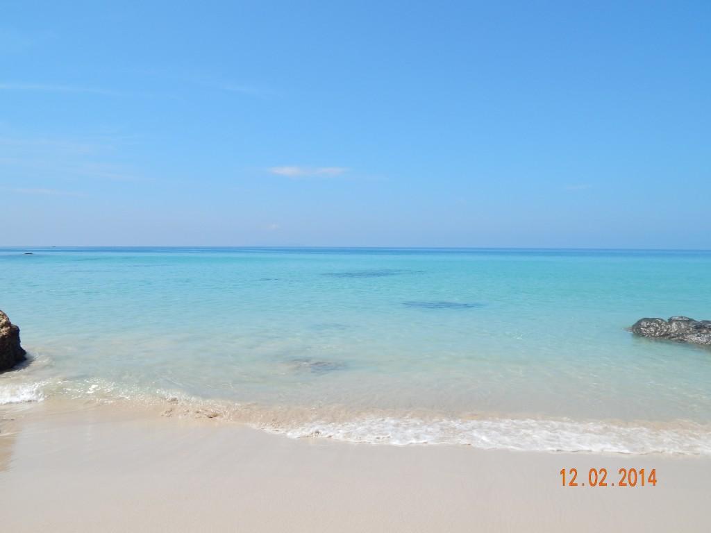Koh Kradan: Thailand's secret island paradise
