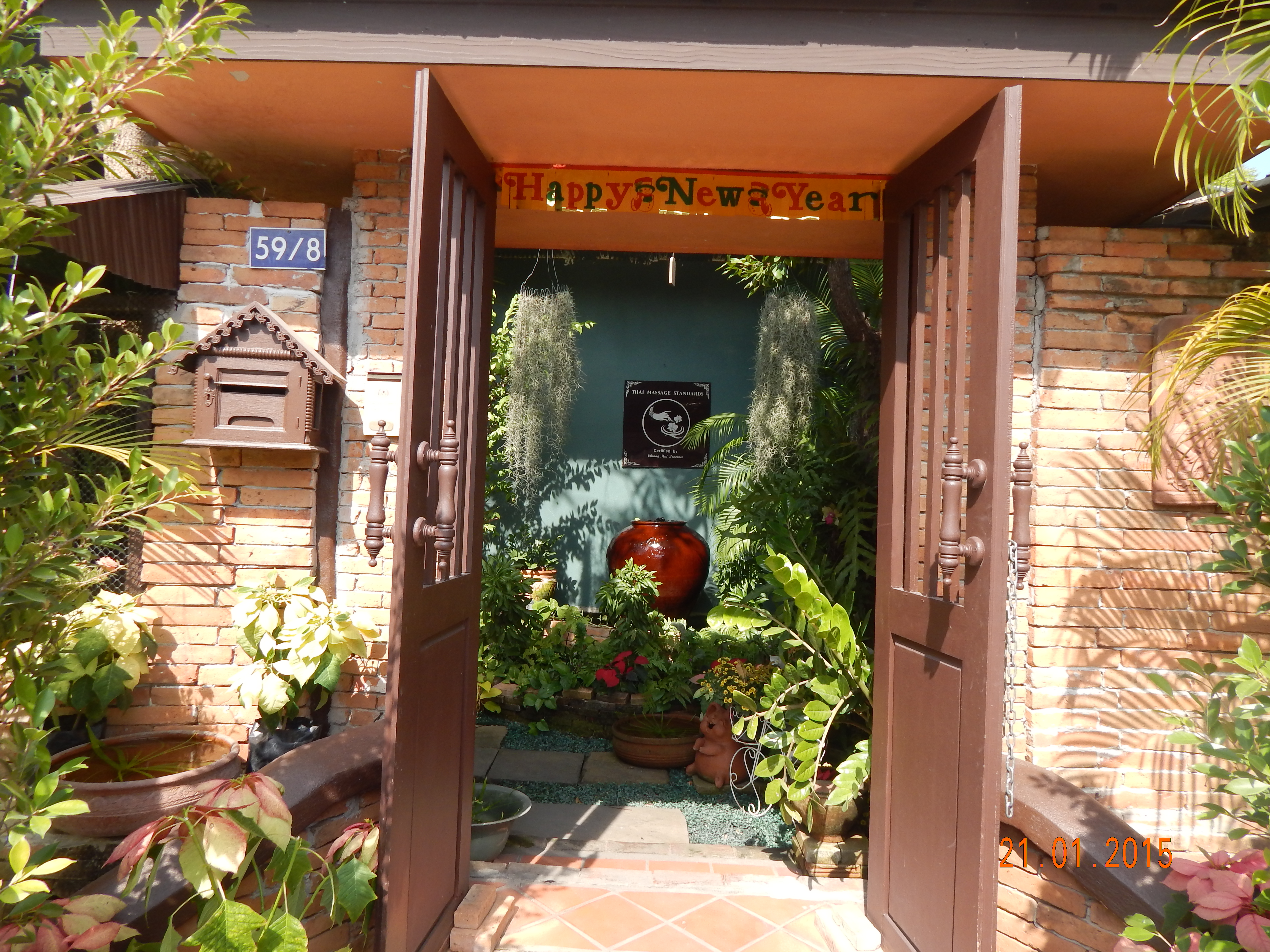 The green tulip house chiang mai - Nimman House