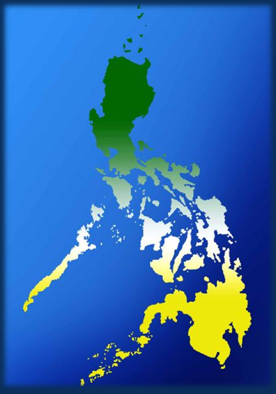 Philippine archipelago Source: phillipinehomesales.com
